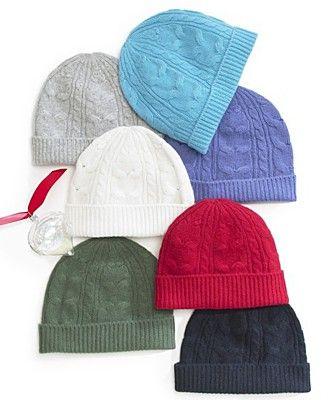 Cashmere Winter Hats