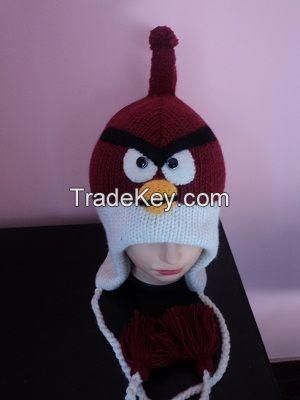 Animal Winter Hats