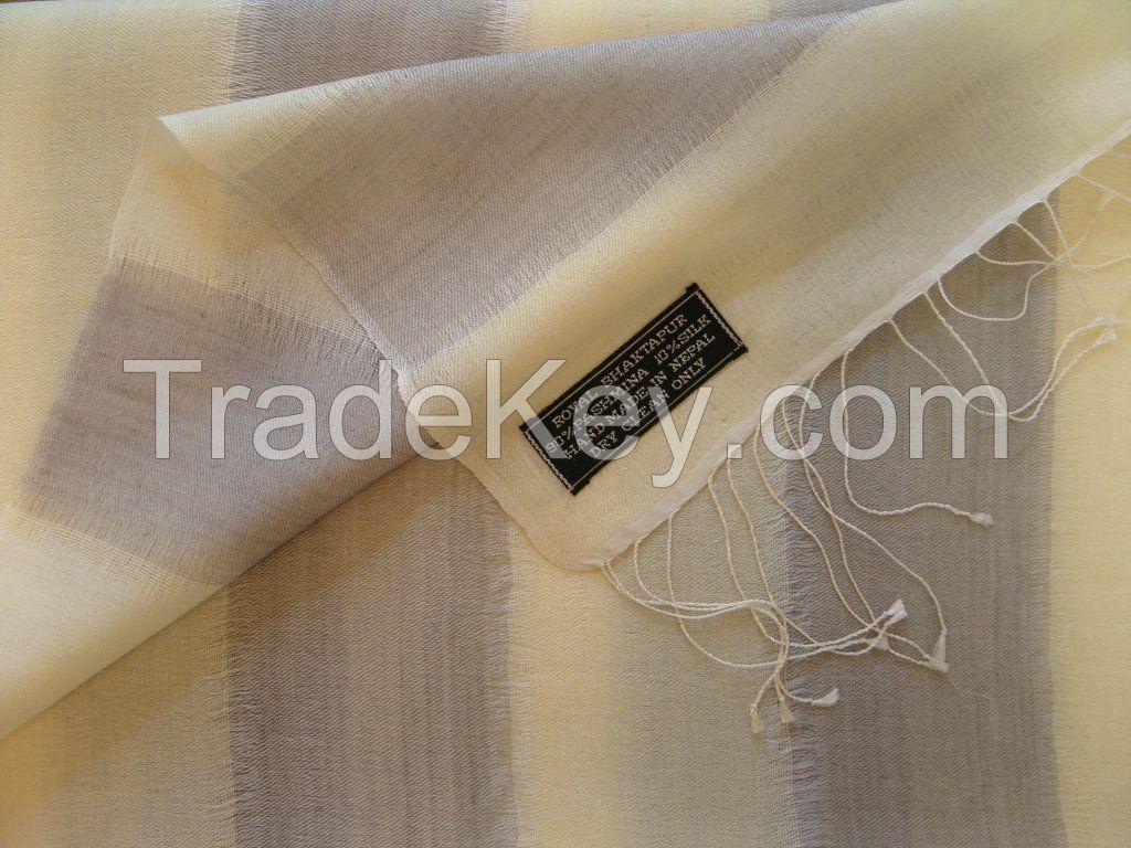 Stripes Classic Pashmina Shawl