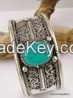 Net Carving Traditional Bangle
