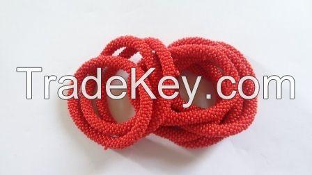 Solid color Roll Bracelets