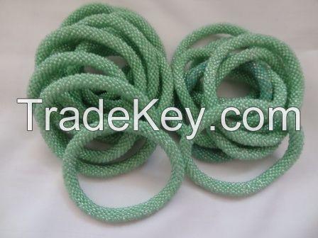 Pastal color Roll Bracelet