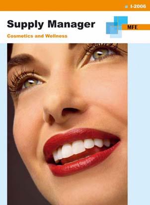 International Supply Manager Cosmetics and Wellness