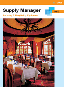 International Supply Manager Catering and Hospitality Equipment