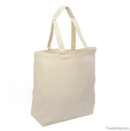 100% organic cotton promotional bag