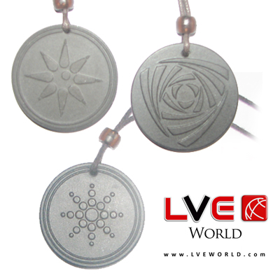 LVE Scalar Energy Quantum Pendant - Buy 1 Take 1 FREE
