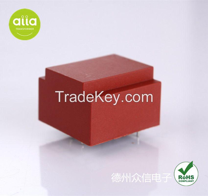 50/60Hz Encapsulated PCB Power Transformer EE20