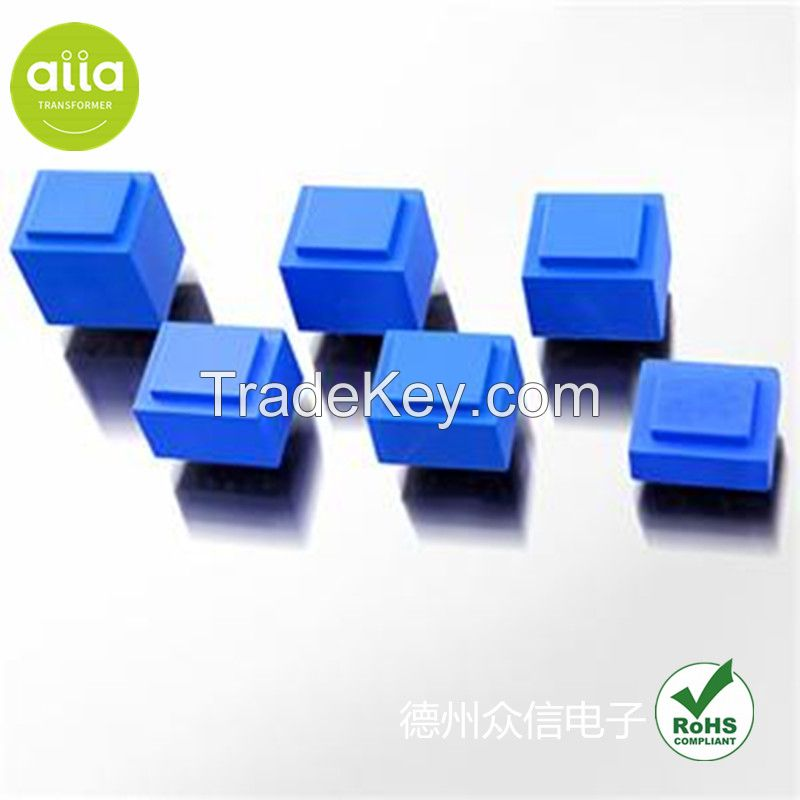 50/60Hz Encapsulated PCB Transformer EI30 series 0.5-3.2VA
