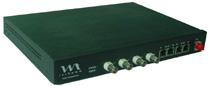 Video/audio optical transceiver