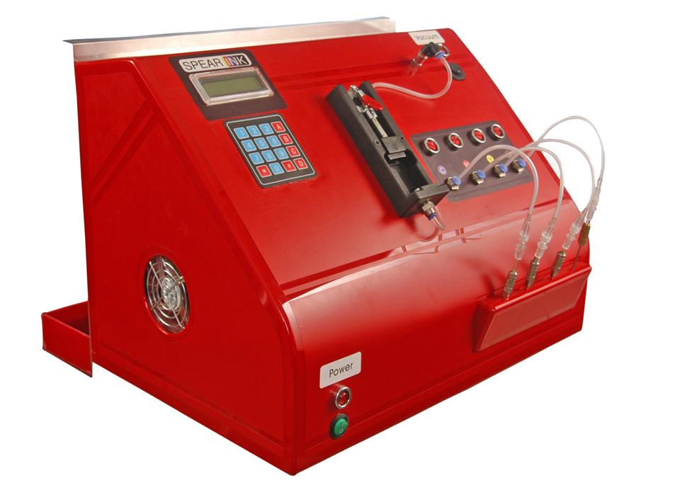 EM 102 Ink refill machine