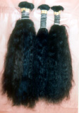 Virgin Indian Hair Single Drawn