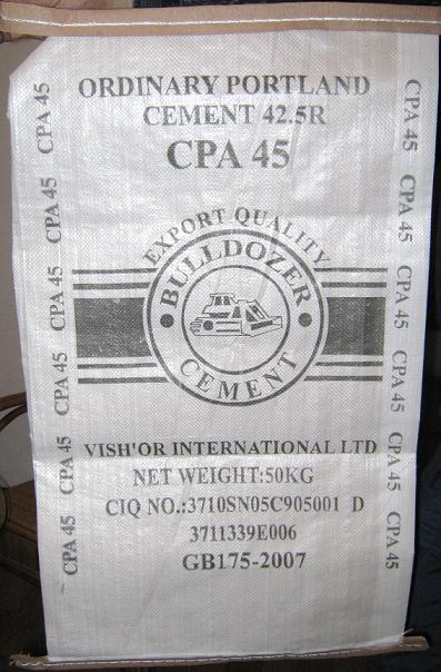 Cement PP Bags