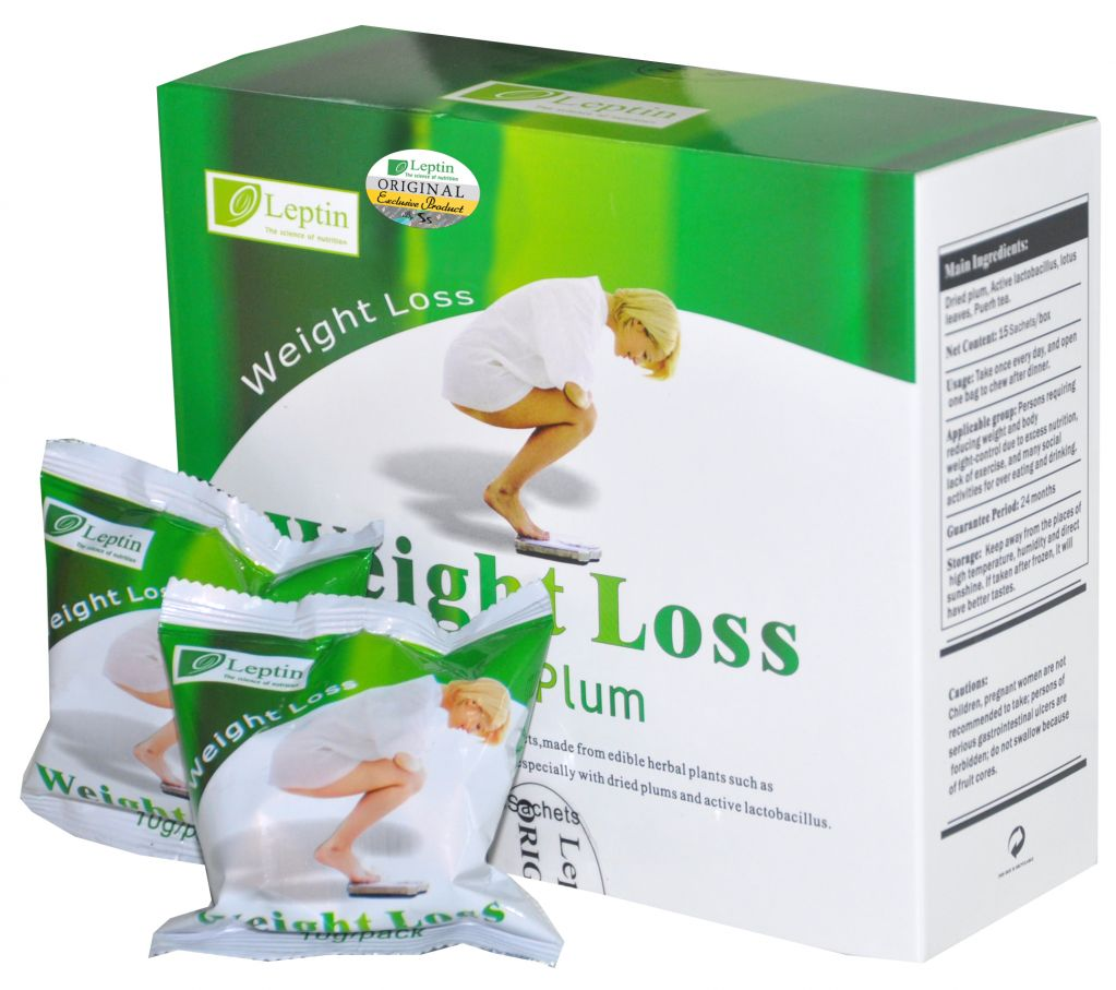 Leptin Weight Loss Plum--EXCLUSIVE, herbal slimming, new product