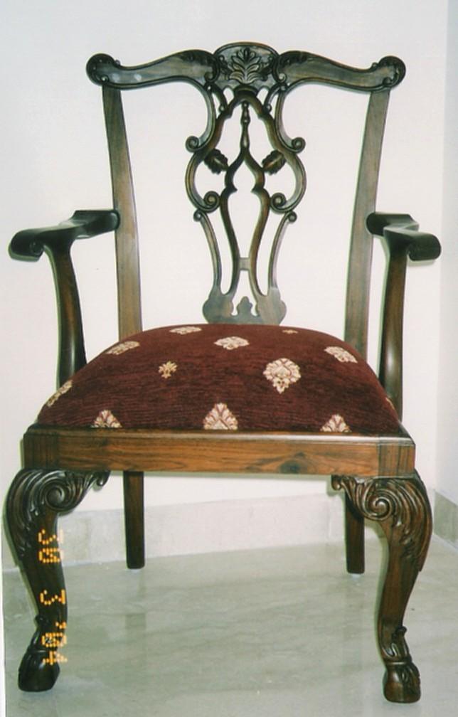 Handmade high quality carved furniture