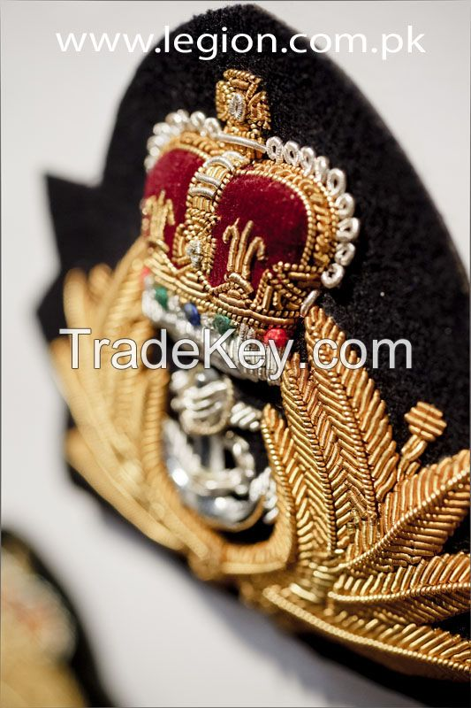 Hand Embroidered badge