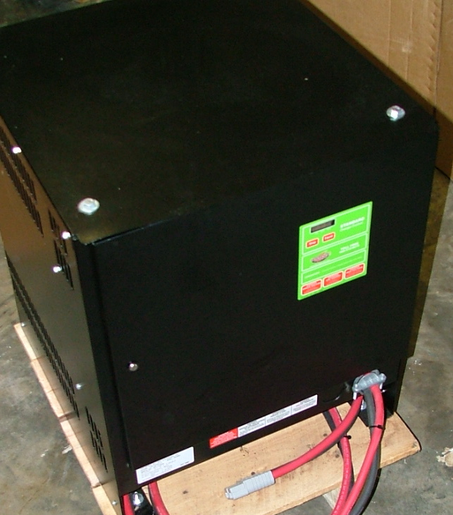 Industrial Forklift Battery Charger -  NEW