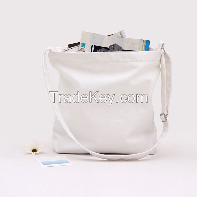 Canvas Messenger bag shoulder bag cotton handbags cotton linen pouches