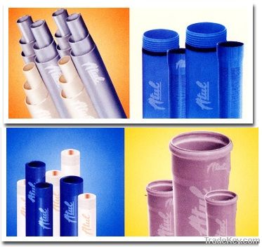PVC Pipes (Polyvinyl Chloride Pipe)