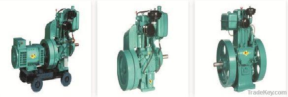 AGPL-Diesel Engine