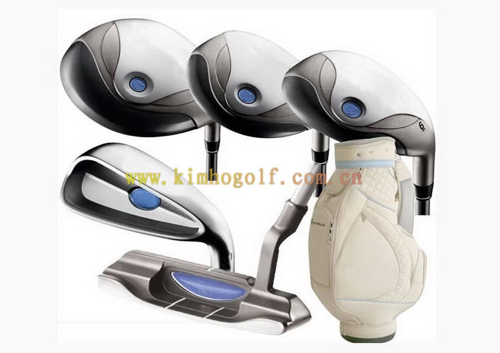 Custom made golf club