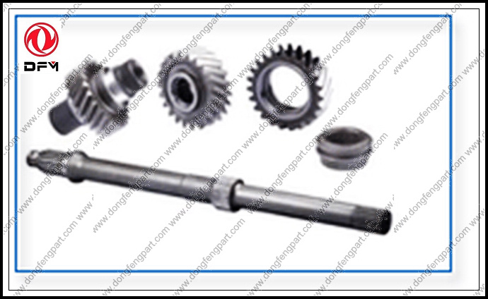 Dong Feng Truck Rear Axle / Front Axle