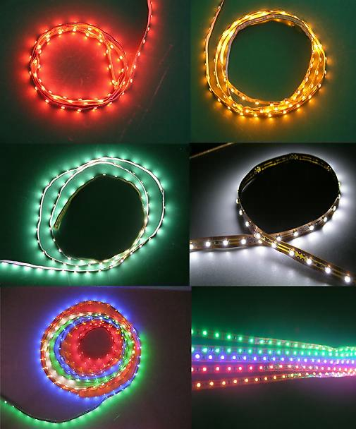 Flexible LED Lighting Strip