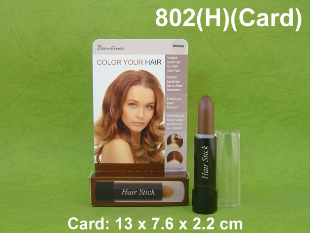 temporary Hair colors touch-up stick