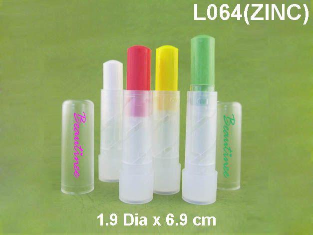 SPF zinc oxide sunscreen color face/body painting stick