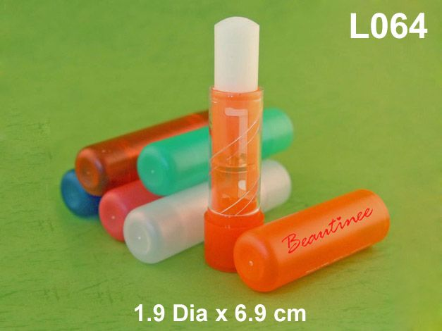 Lip Balm Tube - Made in Taiwan