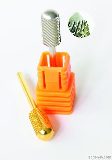 Smooth Top Barrel Carbide Bits