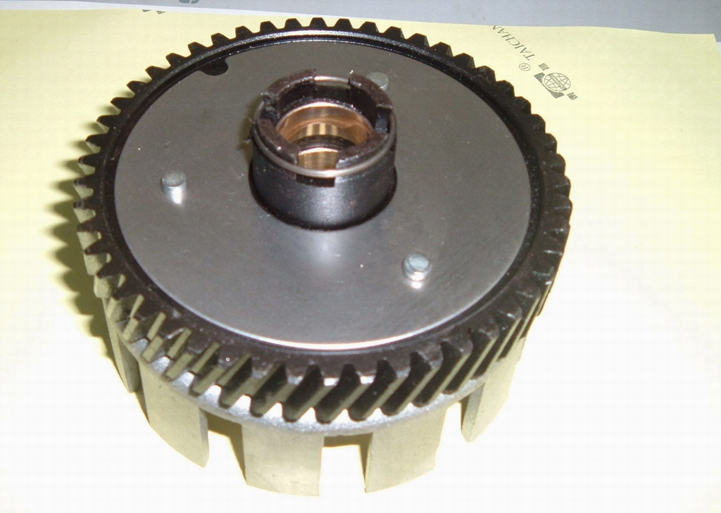 Motorcycle Clutch Housing
