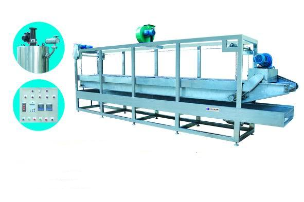 Fryer for surimi products , fish balls