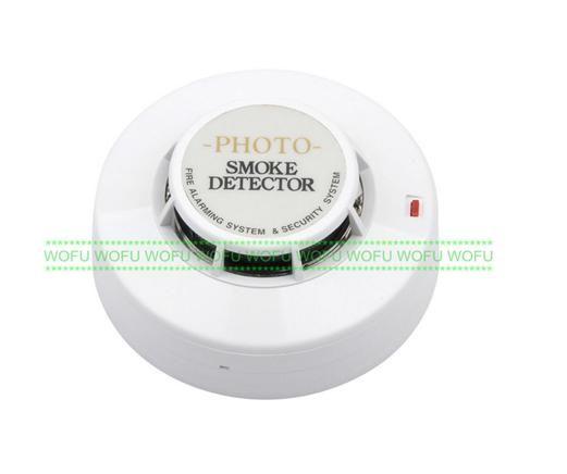 Wire Smoke Detector