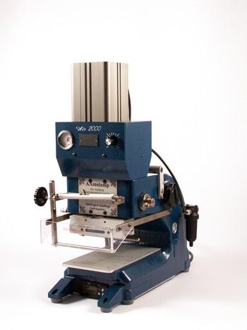 Hot Stamp Air Machine
