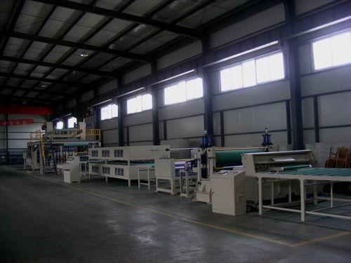 aluminium composite panel production line