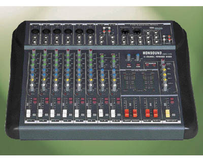 Audio Mixer