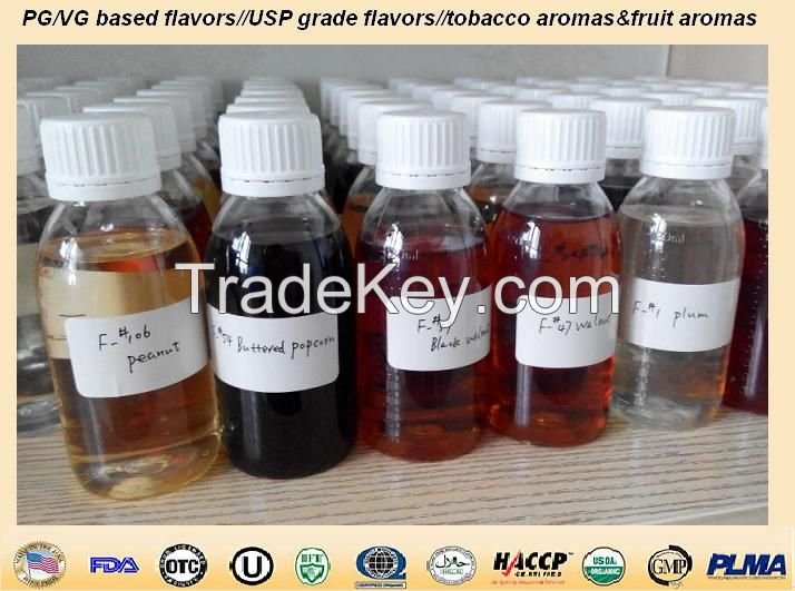 High Concentrated Fruit Flavors