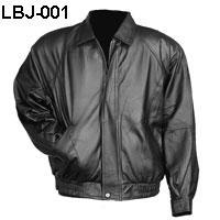 Sell Leather Men's Bomber/ Blazer Jackets