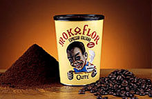 Mokaflor Coffee, 80/20 blend