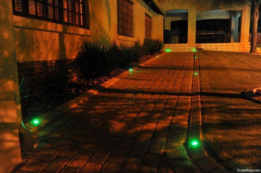 Solar LED Accent Light