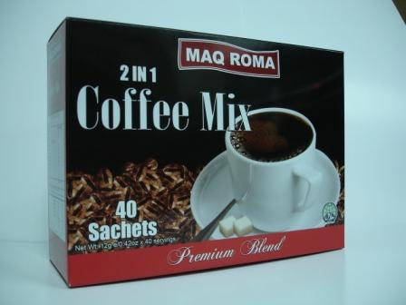 MAQ ROMA 2in1 Instant My Coffee