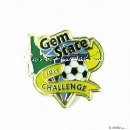 Lapel Pin Badge