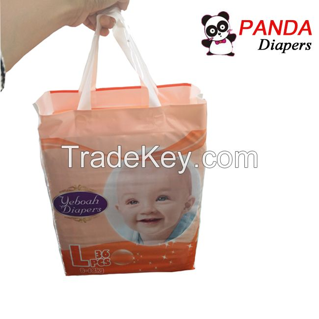Export Baby Diapers, Manufacturer of diapers, Diapers China factory