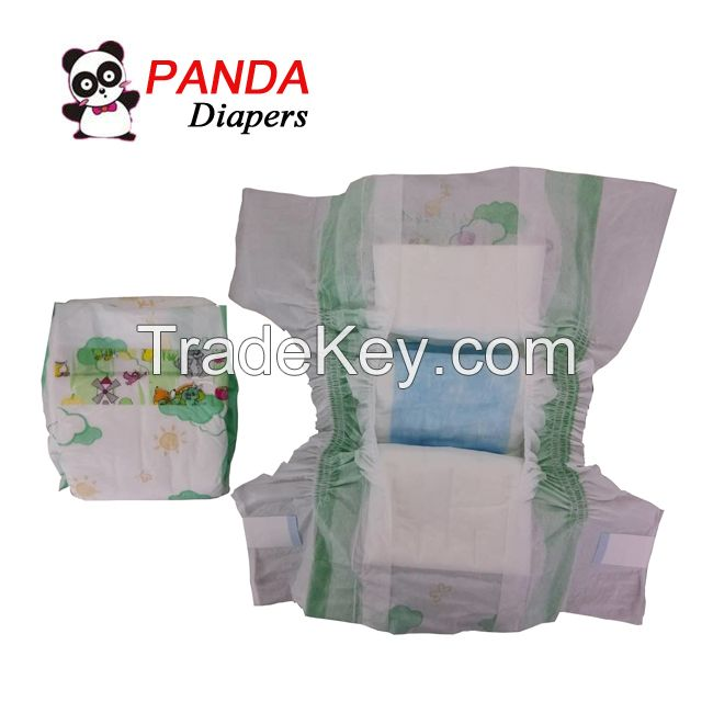 High Quality Baby Diaper