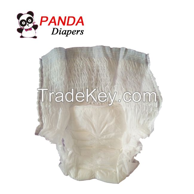 Pull-ups Adult Diapers ultra thin quality with high absorbency