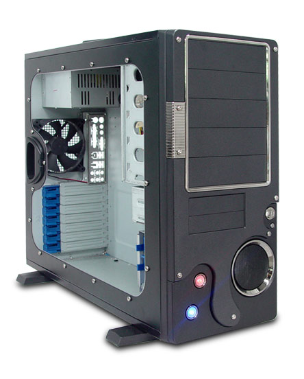 power supply, case, monitor, k/b, mouse