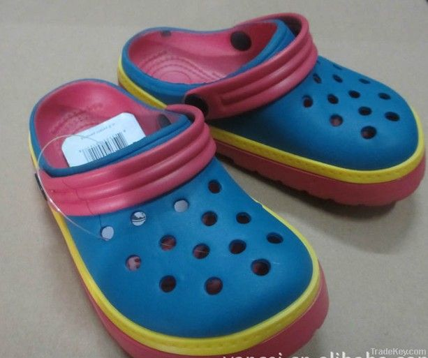 Fashion kid eva garden clogs