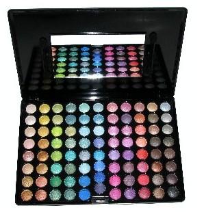 120 color eye shadow kit set
