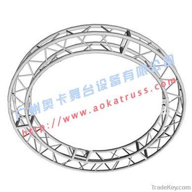 Circular truss, Circle truss, Aluminum truss, Stage truss, Lighting truss