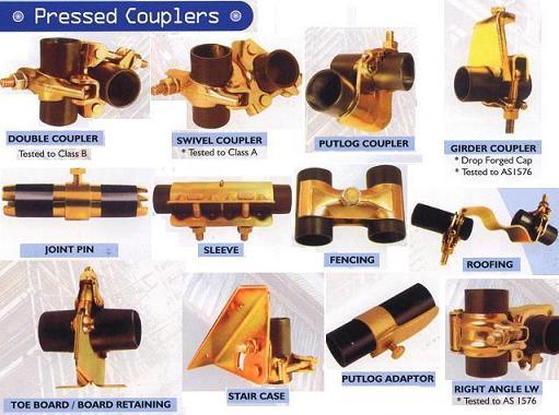 Scaffolding, Kwikstage, Cuplock, Couplers, Formwork, Base Jack, Pipe